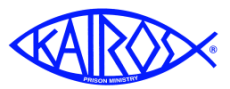 Kairos Prison Ministry of West Virginia Logo